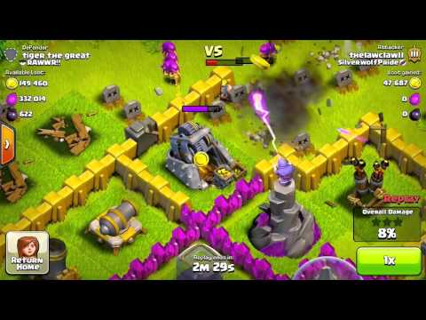 matchmaking coc Matchmaking and engineered clans still going on in clash of clans oh well here is some 3 star attacks strategies from the last clan war from x-loyal -----.