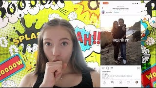 REACTING TO YOUR FAN EDITS! Vlog Day #85    Jayden Bartels