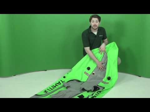video Two Person Inflatable Kayak – Sevylor Tahiti
