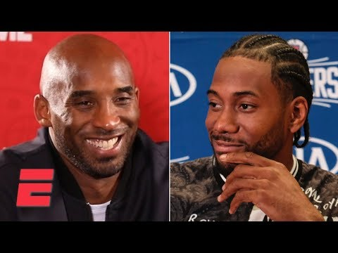 Kobe explains why Kawhi chose the Clippers over the Lakers, gives KD injury advice | NBA Interview