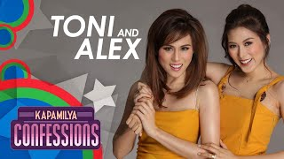 Kapamilya Confessions with Alex and Toni Gonzaga | YouTube Mobile Livestream