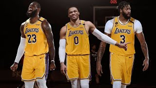 Russell Westbrook Traded to Lakers! 2021 NBA Free Agency