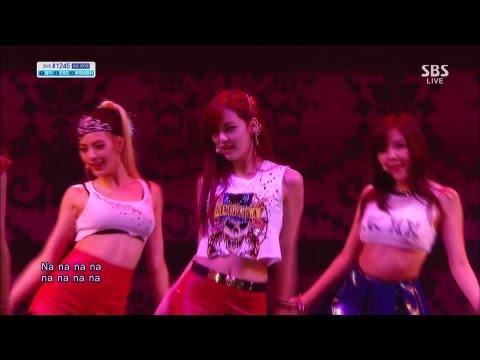 애프터스쿨 (After School) [첫사랑] @SBS Inkigayo 인기가요 20130617
