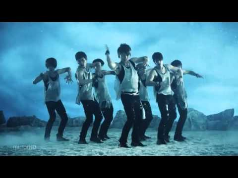 U-Kiss - Neverland mirrored Dance MV (zoom ver)