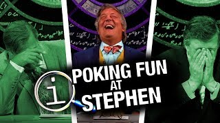 QI | Poking Fun At Stephen