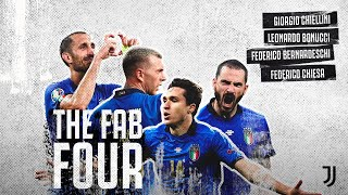 🇮🇹?🏆 ?? Italy are EURO 2020 Champions! | Congratulations to our FAB FOUR | Juventus