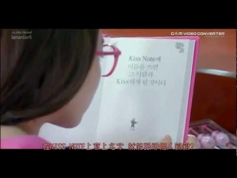 [中字]Dara跟SHINee的Etude Kiss Note 第一集! 跟鐘鉉的害羞珊瑚色!