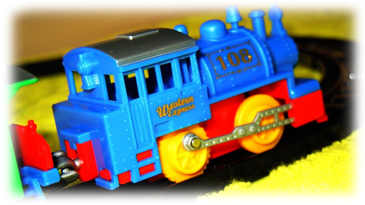 """""""Blue Train"""" This Is My First Toy"""