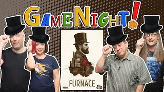 Furnace - GameNight! Se9 Ep23 - How to Play and Playthrough