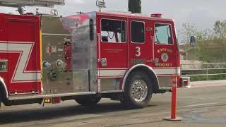 Apparent suicide at Riverside City College closes parking structure