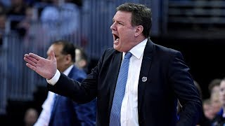 Bill Self Reflects on Kansas Topping Duke to Advance to the Final Four | Stadium