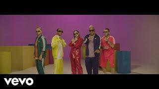 Danna Paola, Skinny Happy, Yera - Polo A Tierra ft. Trapical