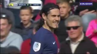 ملخص مباراة باريس سان جيرمان وانجيه 2 1 هدف واسيست عال ...