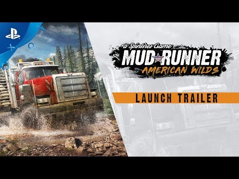 Spintires: MudRunner Video Screenshot 1