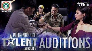 Pilipinas Got Talent 2018 Auditions: Jiwan Kim - Magic Trick