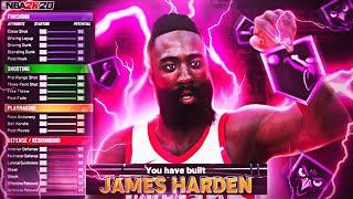 NBA 2K20 Tip: How To Make James Harden In NBA2K20! James Harden Build NBA 2K20 - MyPlayer Builder