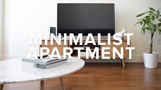 Minimalist Apartment Tour | Living with The Molekule Air Purifier