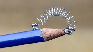 2 Sáng Tạo Tuyệt Vời với Bút Chì BẠN NÊN BIẾT