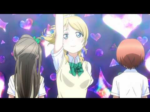 "Love Live! Start Dash, Episode 13 Love live! μ's perform the song ""Start Dash"" in their school."