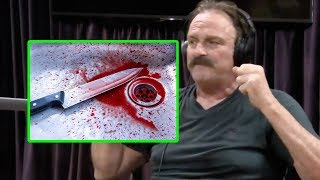 "Joe Rogan - Jake ""The Snake"" Roberts on the Fans Who Almost  Killed Him"