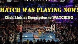 Money Powell IV vs Christian Aguirre Live Stream