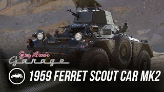 1959 Ferret Armoured Scout Car Mk2 - Jay Leno's Garage