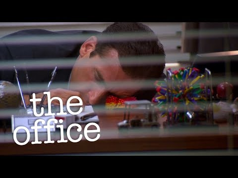 Michael & Stanley Love Pretzel Day  - The Office US