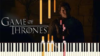 Jenny of Oldstones - Game of Thrones   Piano Tutorial (Synthesia)