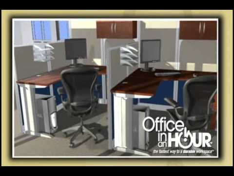 Office-In-An-Hour | Office Cubical