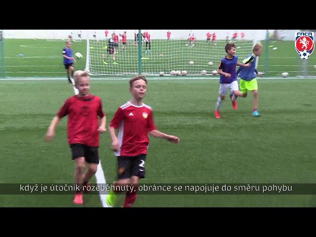 Koncepce tréninku mladších žáků