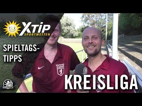 XTiP Spieltagstipp mit Steffen Krüger und Jakob Lenz (SC Berliner Amateure) - 1. Spieltag, Kreisliga A, Staffel 2 | SPREEKICK.TV