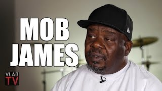 Mob James: Buntry's Blood Crew was More Aggressive, They Changed Suge (Part 8)