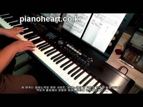 피노키오(Pinocchio) ost,로이킴(Roy Kim) - 피노키오(Pinocchio) 피아노 연주