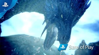 Monster hunter world: iceborne :  bande-annonce