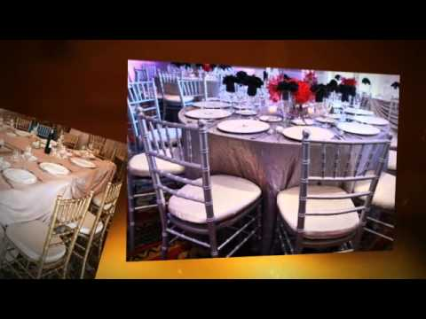 Chiavari Chairs - Chicago and Suburbs - Rent Affordable Event Decor