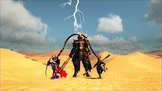 Ark Scorched Earth Survival Tập 23: Tôn Ngộ không Bị Thiên Lôi đánh