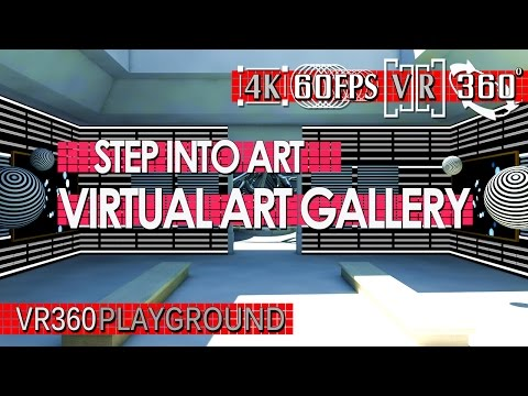 VR 360? Art Gallery - A Virtual Tour VR360 Playground