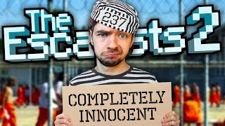 ESCAPING WITH FRIENDS | The Escapists 2 #5 w/Robin