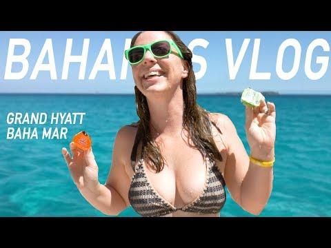 Bahamas Vlog - Grand Hyatt, Baha Mar