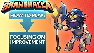 How to Play: Focusing on Improvement - Brawlhalla Dev Stream Montage