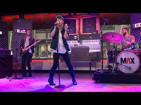 MAX - Gibberish (LIVE from TODAY SHOW 24/06/15)