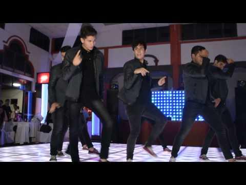 El mejor baile sorpresa NG quince *-*