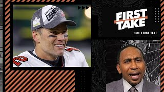 Tom Brady will always be welcome in Foxborough! - Stephen A. sounds off on Byron Cowart | First Take