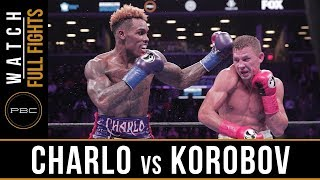 Charlo vs Korobov FULL FIGHT: December 22, 2018 — PBC on FOX