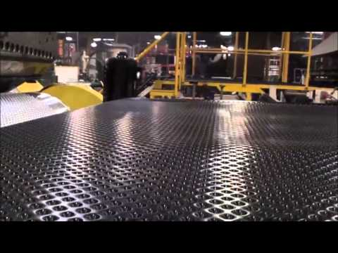 ALPHA DIMPLE SHEET LINES. PROTECTION FOR DRAINAGE AND CONSTRUCTION