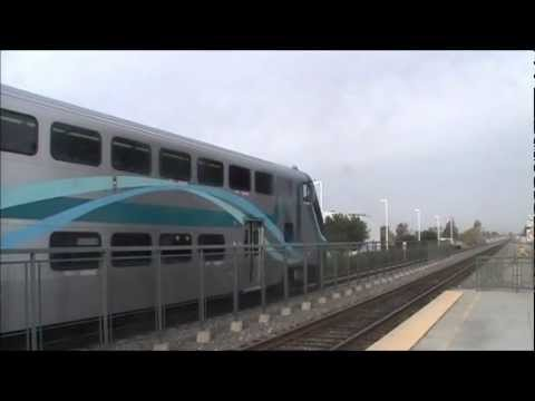 Railfanning Tustin 2-20-12 Part 1