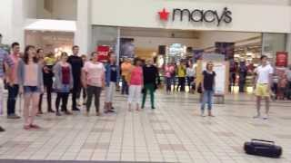 """""""One Day More"""" from Les Mis - Flash Mob at the Richland Mall"""