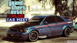 gta 5 online car meet ps4