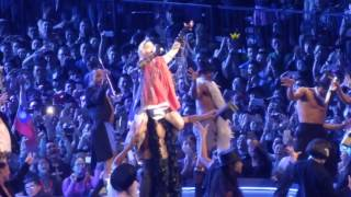 瑪丹娜台北演唱會2016 - 穿中華民國國旗! YouTube 影片