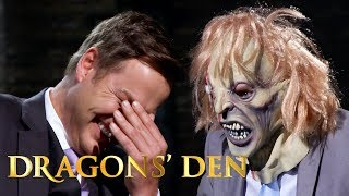 """""""The Most Ridiculous Business Idea I've Ever Heard""""   Dragons' Den"""
